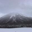 厳冬の大山