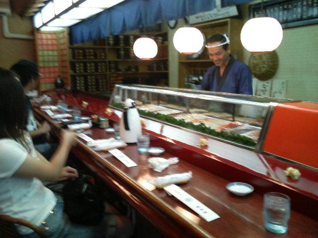 境港 お寿司
