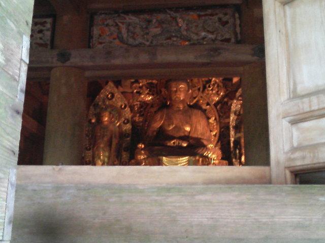 大山寺阿弥陀堂、一般公開
