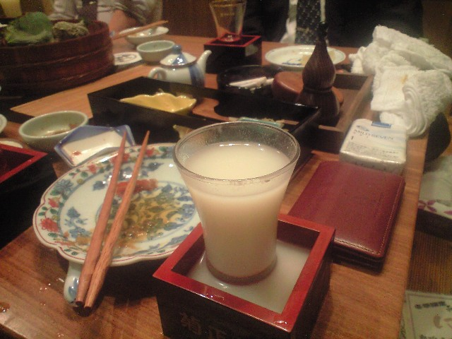にごり酒 稲川