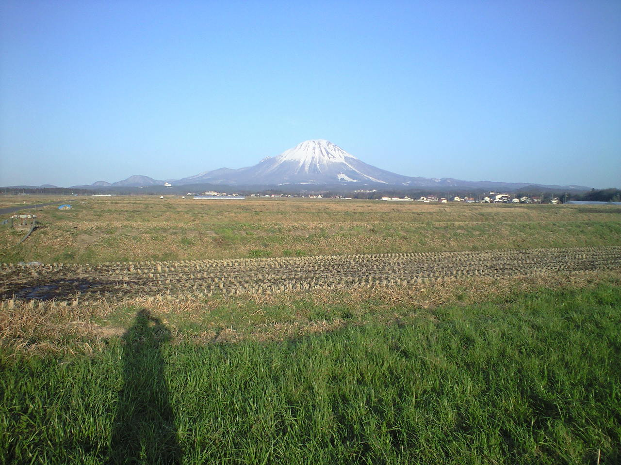 鳥取県 大山に到着〜!