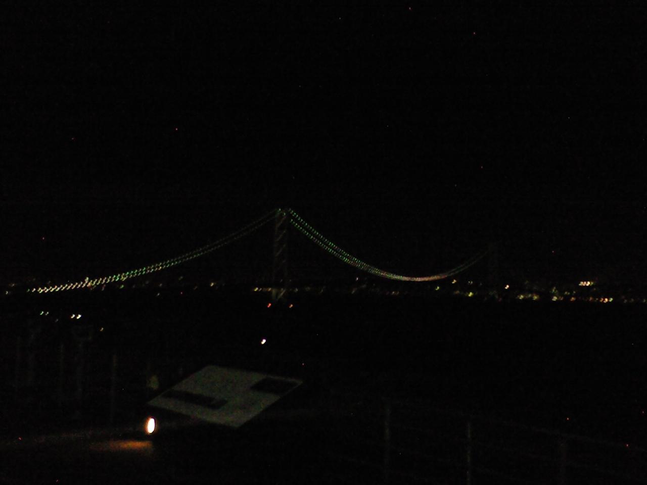 淡路島・明石海峡大橋