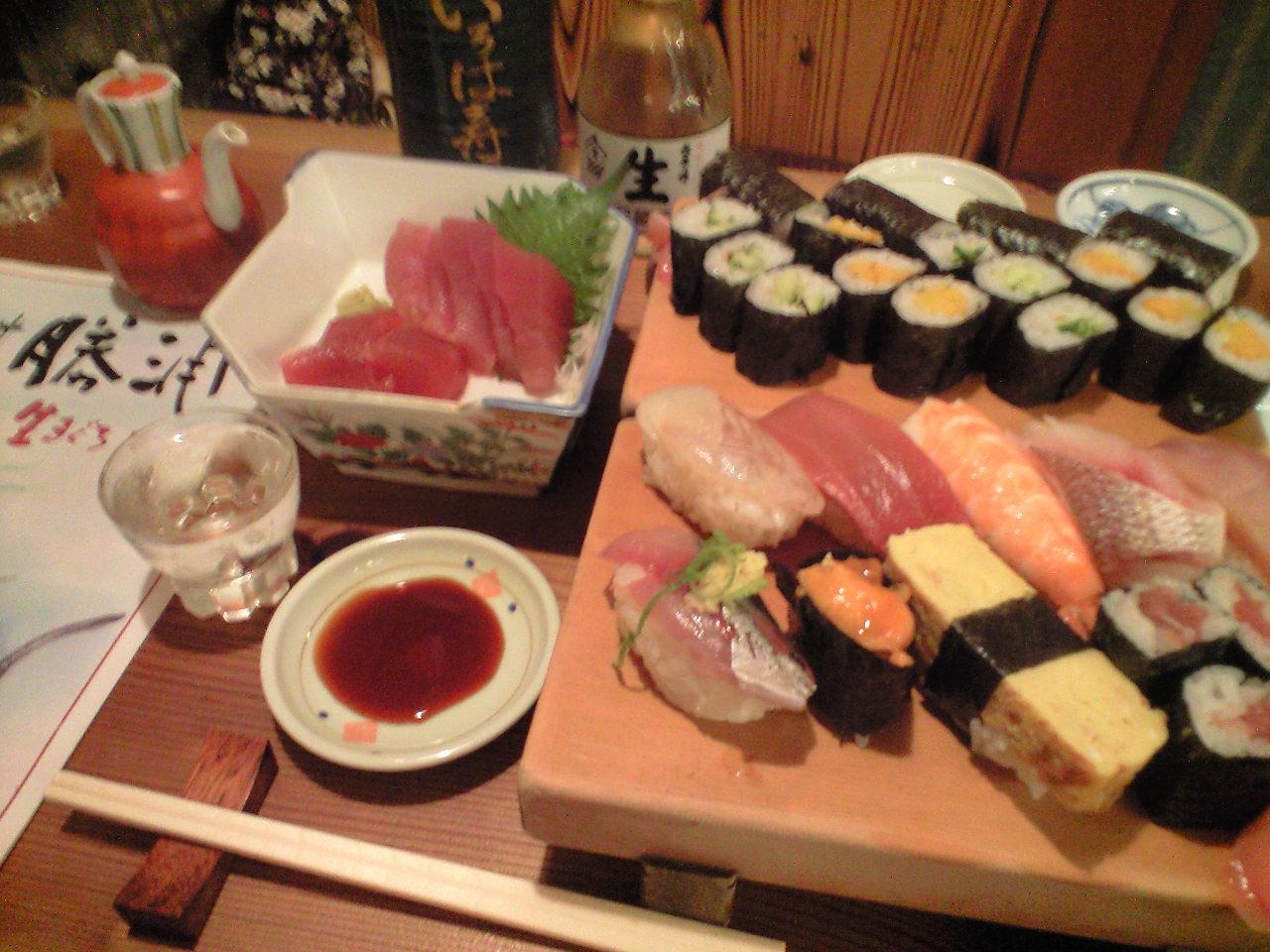 紀州勝浦港 いろは寿司