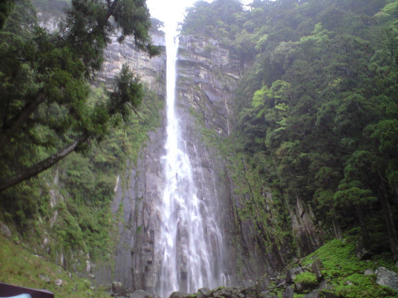 世界遺産 那智の滝