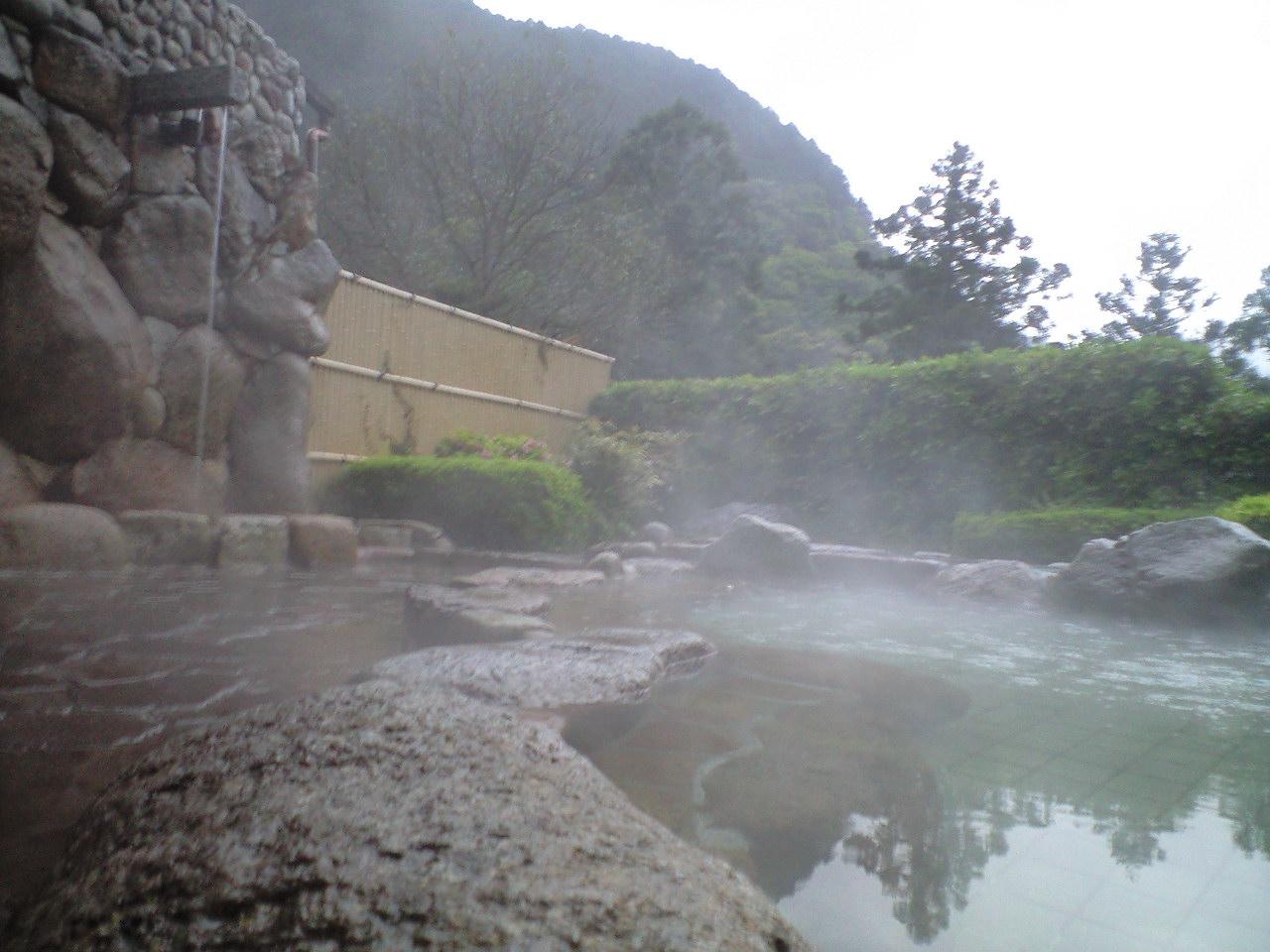 和歌山県北山村おくとろ温泉