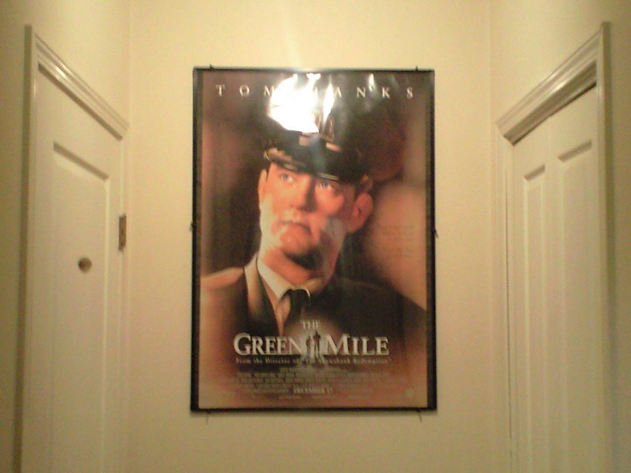 我が家のグリーンマイル