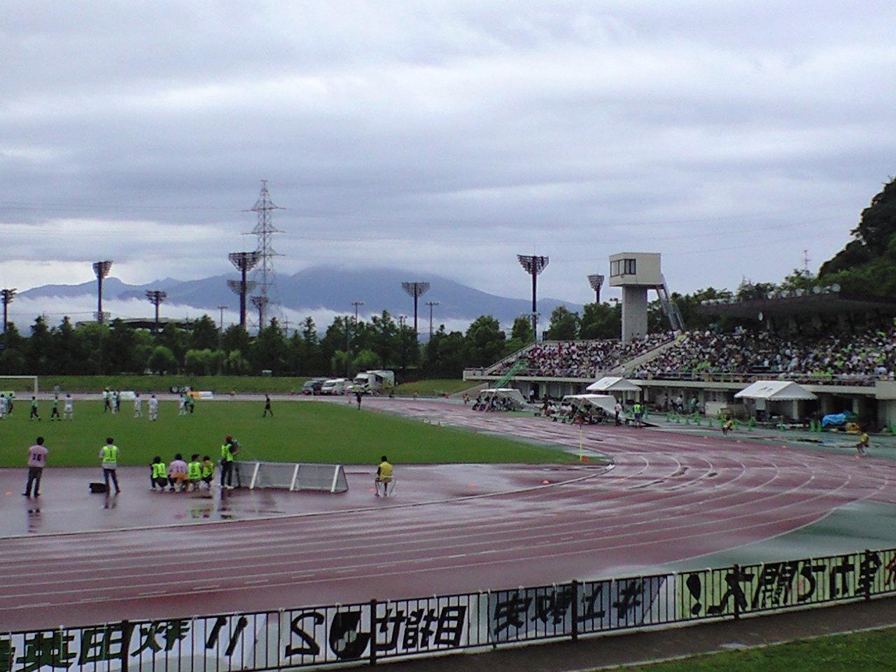 ガイナーレ鳥取VSソニー仙台FC