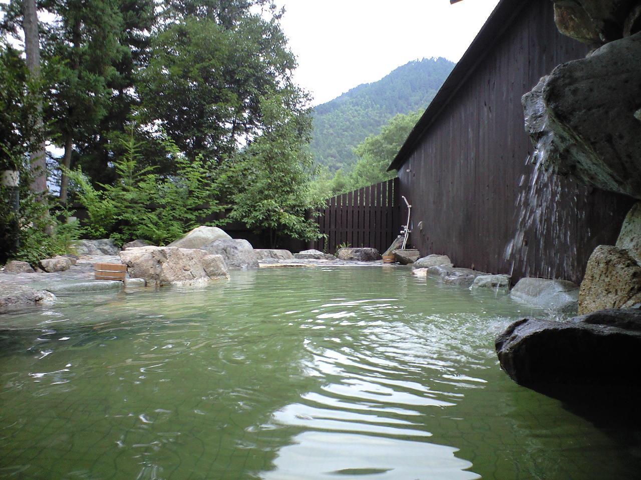 よい温泉〜!(3)