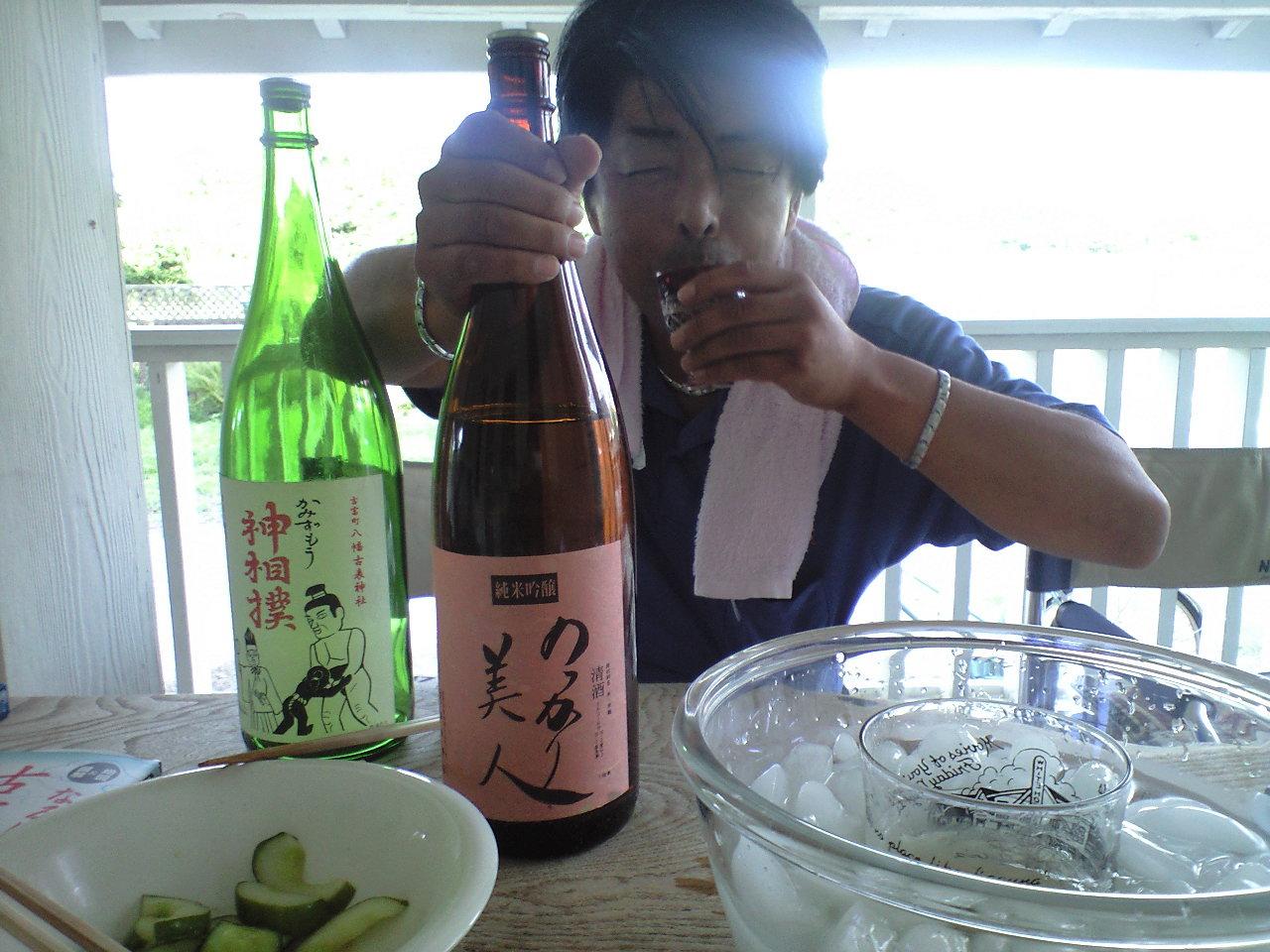 鷹勇 純米吟醸のっかり美人