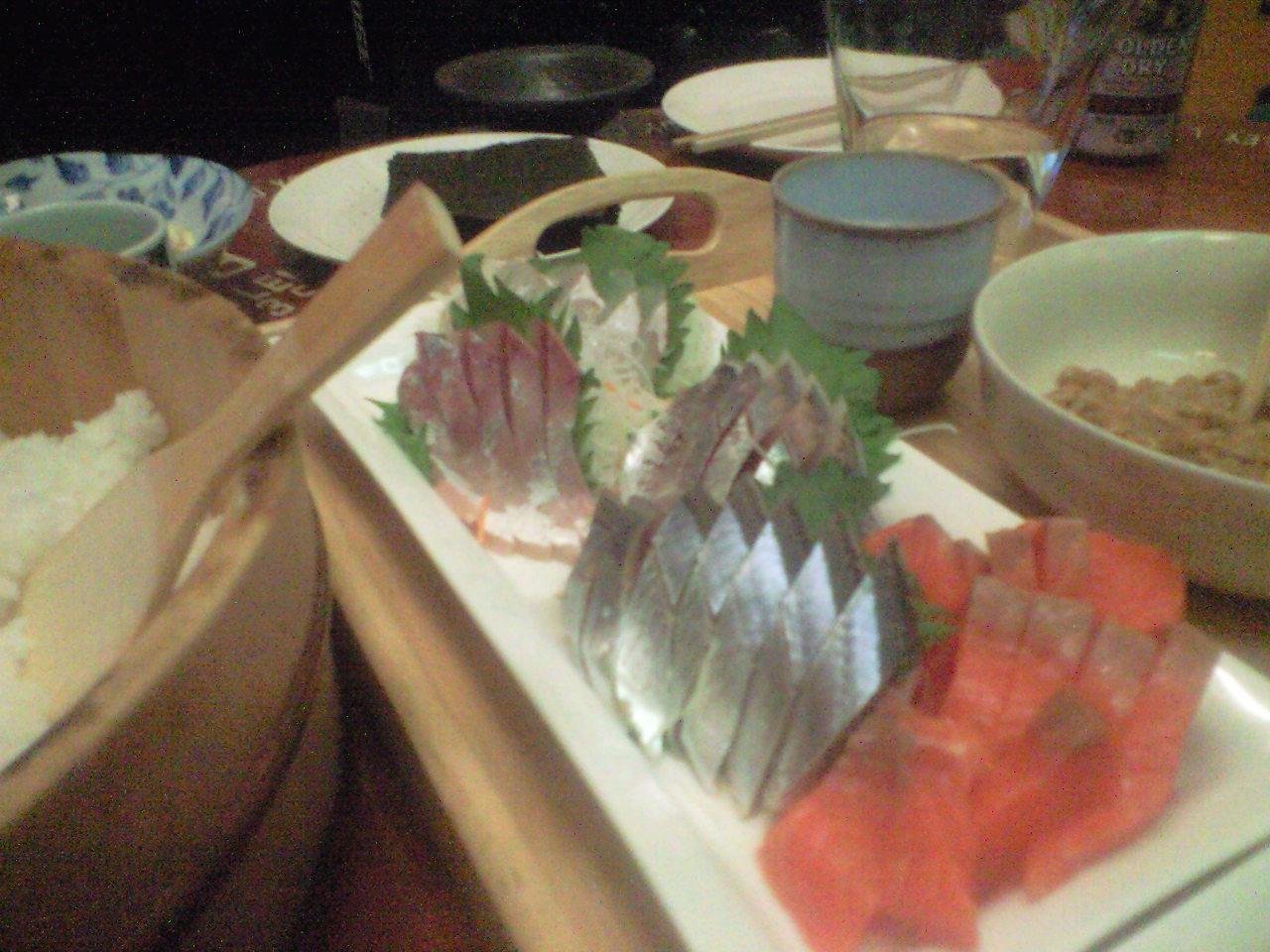 手巻き寿司