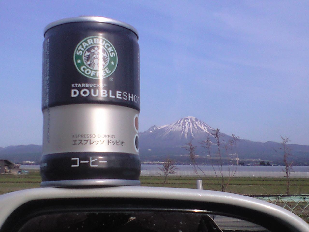 スタバの缶コーヒー
