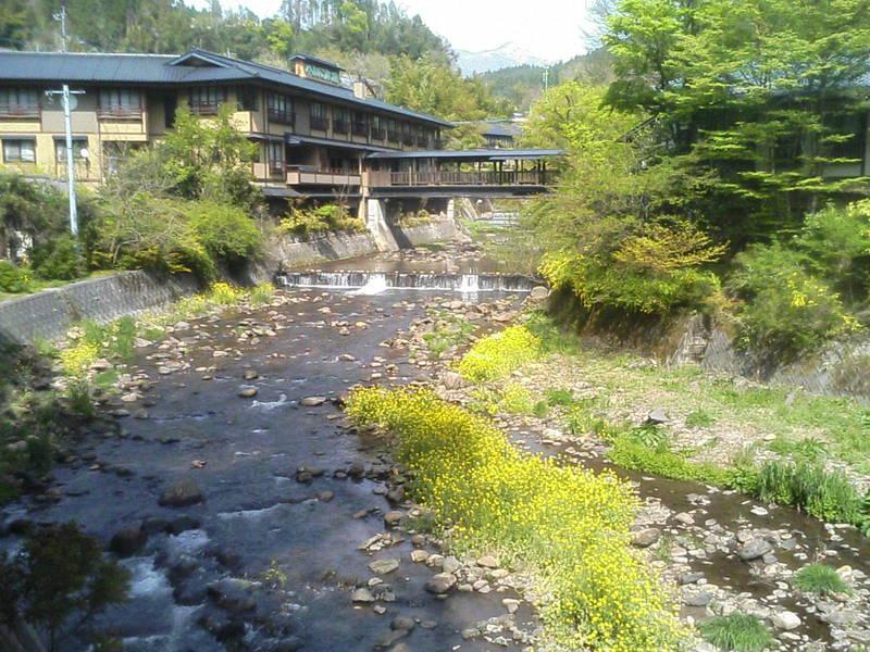 熊本・黒川温泉から