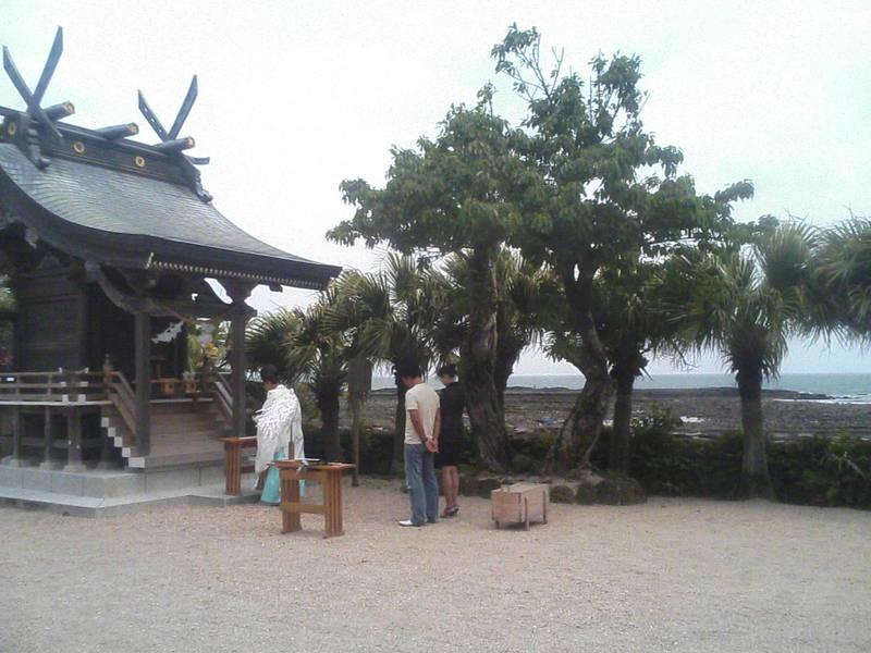 青島神社・日向神話・・・