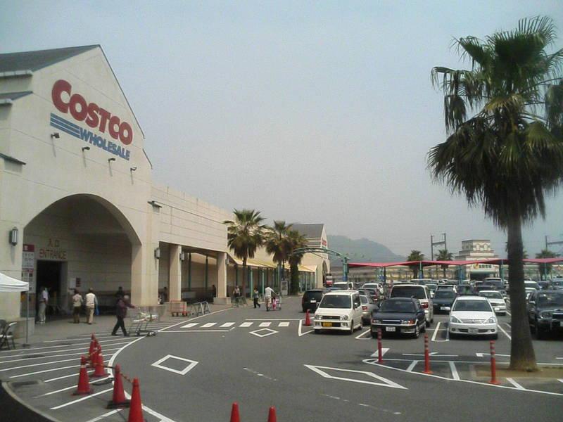 久山のCOSTCO