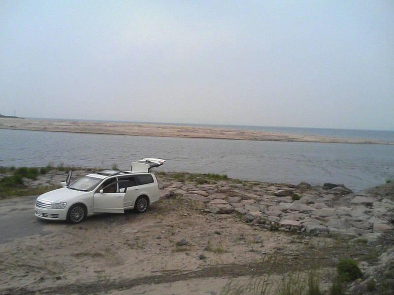 日野側河口〜日本海