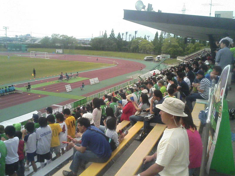 SC鳥取 4*0快進撃中〜!
