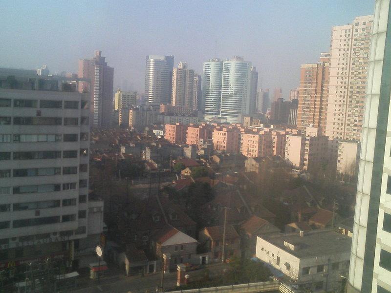 上海視察団…。