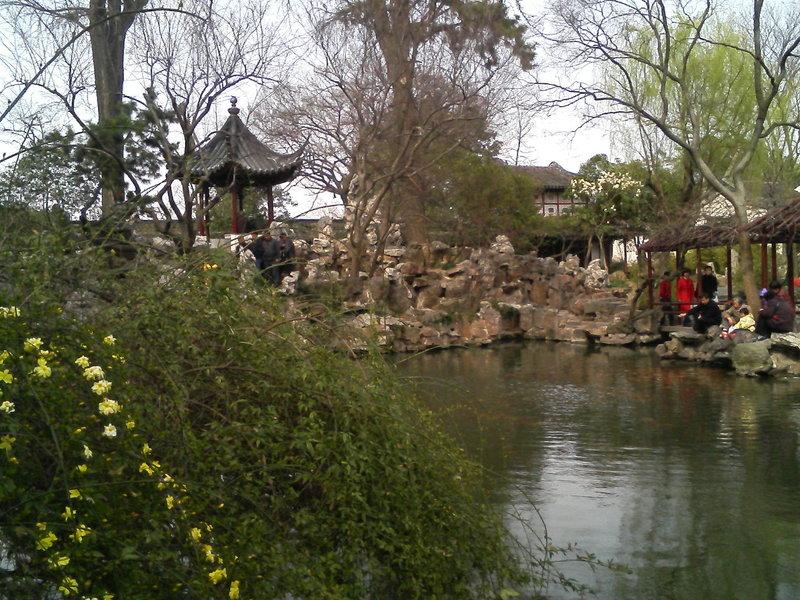 蘇州の寒山寺、虎丘、留園観光