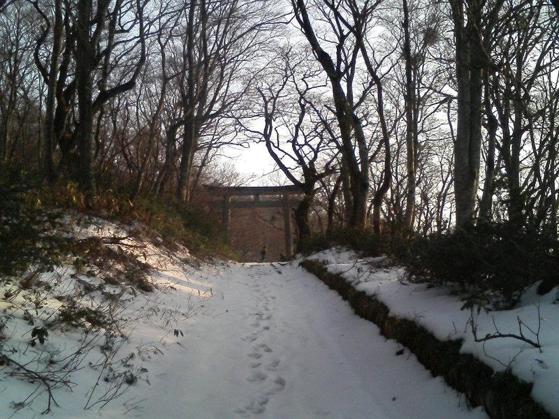 最後の雪合戦